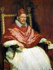 Photo of Pope Innocent X