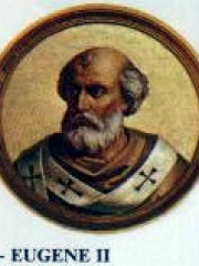 Photo of Pope Eugene II