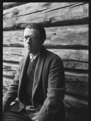 Photo of Peter Wessel Zapffe