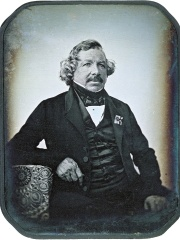 Photo of Louis Daguerre