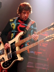Photo of Pete Trewavas