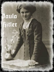 Photo of Paula Hitler