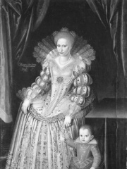 Photo of Duchess Magdalene Sibylle of Prussia