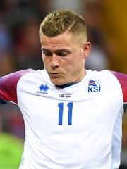 Photo of Alfreð Finnbogason