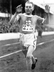 Photo of Paavo Nurmi