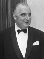 Photo of Georges Pompidou