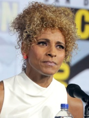 Photo of Michelle Hurd