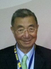 Photo of Samuel C. C. Ting