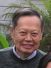 Photo of Yang Chen-Ning
