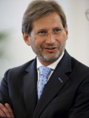Photo of Johannes Hahn