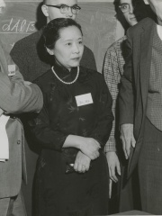 Photo of Chien-Shiung Wu