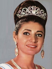 Photo of Shahnaz Pahlavi