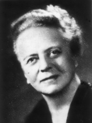 Photo of Ida Noddack