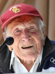 Photo of Louis Zamperini