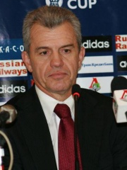 Photo of Javier Aguirre