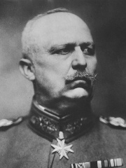 Photo of Erich Ludendorff