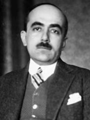 Photo of Yakup Kadri Karaosmanoğlu
