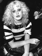Photo of Nancy Spungen