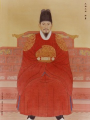 Photo of Jeongjo of Joseon