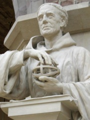 Photo of Roger Bacon