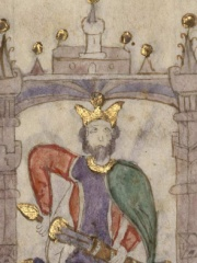 Photo of Sancho II of Castile and León