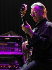 Photo of Robert Fripp
