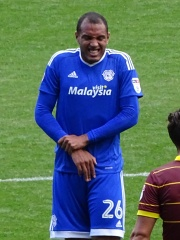 Photo of Kenneth Zohore