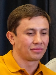 Photo of Gennady Golovkin