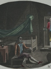 Photo of Man in the Iron Mask