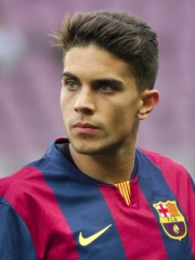 Photo of Marc Bartra
