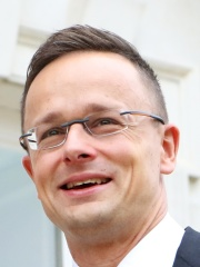 Photo of Péter Szijjártó