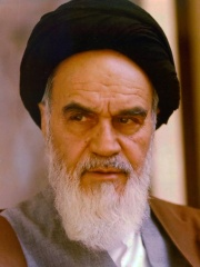 Photo of Ruhollah Khomeini