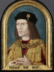 Photo of Richard III of England