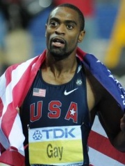 Photo of Tyson Gay