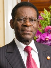 Photo of Teodoro Obiang Nguema Mbasogo