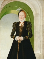 Photo of Anne of Denmark, Electress of Saxony