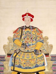 Photo of Tongzhi Emperor