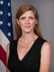 Photo of Samantha Power