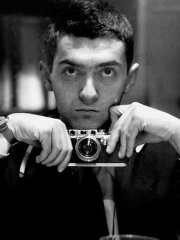 Photo of Stanley Kubrick