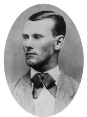 Photo of Jesse James