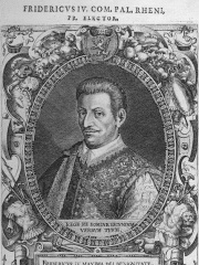 Photo of Frederick IV, Elector Palatine