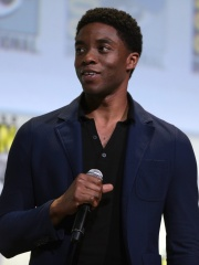 Photo of Chadwick Boseman