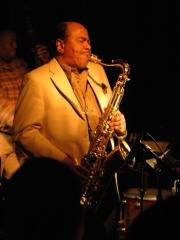 Photo of Benny Golson