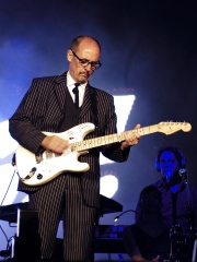 Photo of Andy Fairweather Low
