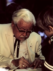 Photo of Colonel Sanders