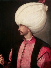 Photo of Suleiman the Magnificent