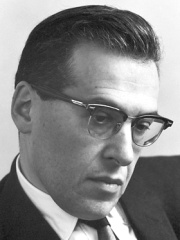 Photo of Julian Schwinger