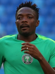 Photo of Ahmed Musa