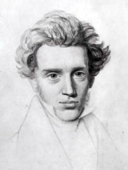 Photo of Søren Kierkegaard