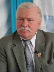 Photo of Lech Wałęsa